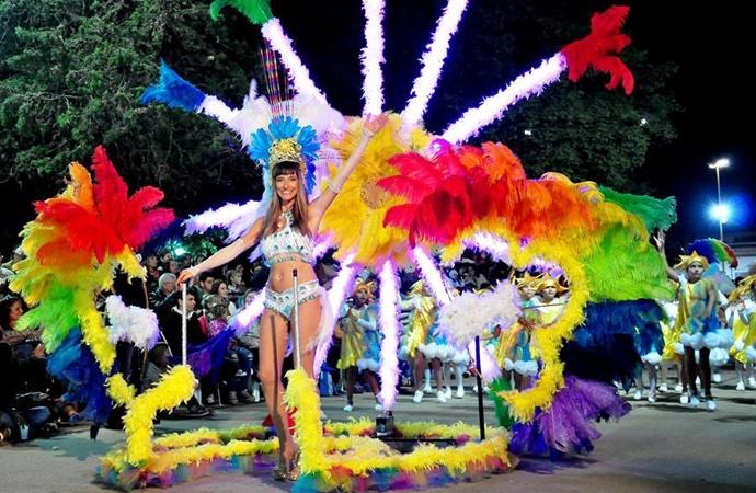 Cómo quedaron los números de los carnavales comparados con la edición 2016