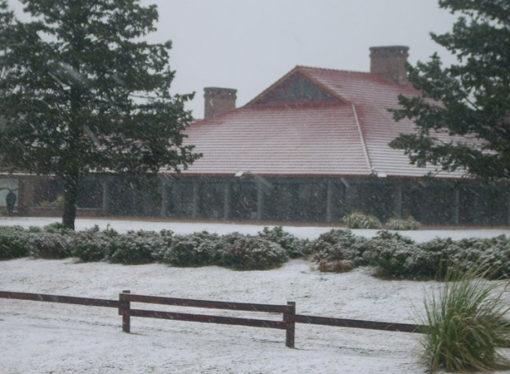 Se cumplen 5 años de la histórica nevada en Sastre