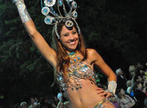 Después de 20 días Sastre vuelve a sentir el calor de los carnavales