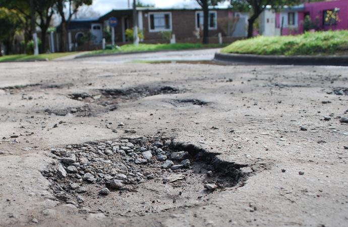 El plan que iba a ser financiado por Provincia y Municipio y ahora lo pagan frentistas