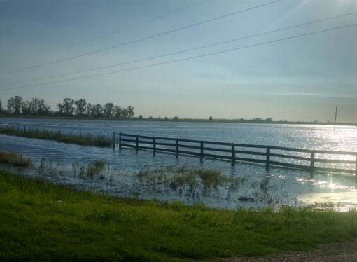 CRA advierte sobre el daño causado por las inundaciones