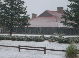 A 9 años de la histórica nevada en Sastre