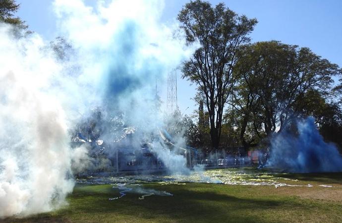 Atlético Sastre se bajó del Torneo Regional