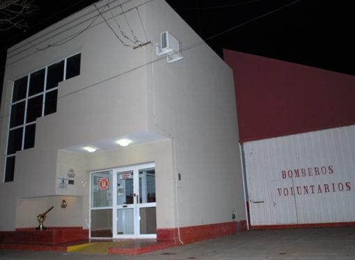 El Cuartel de Bomberos cumple 34 años
