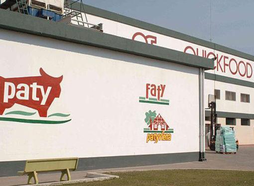Les ponen cartel de venta a las fábricas de las hamburguesas Paty
