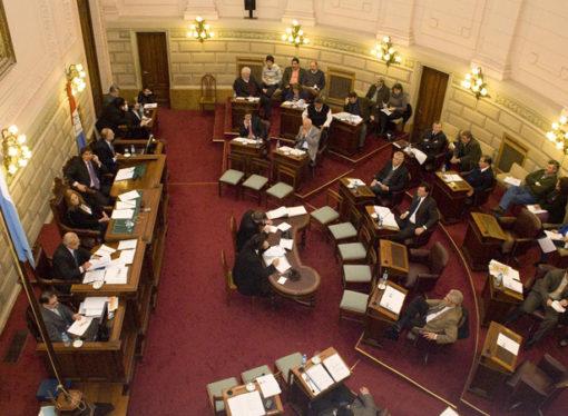 El pedido de endeudamiento llega al Senado provincial