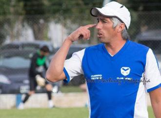 """El """"Pato"""" Martínez es el nuevo DT de Trebolense"""