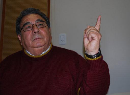A pesar de no estar oficializado por el Tribunal, Moreno aseguró que será candidato