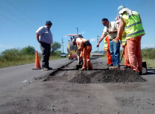 Provincia vuelca $219 M para reparar rutas
