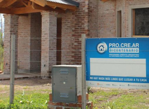 El Gobierno destinará 50 mil millones de pesos para impulsar la construcción de viviendas