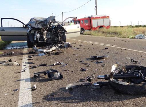En 2015 hubo 595 muertos en accidentes en la provincia