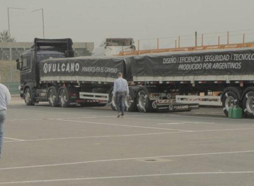 La provincia proyecta que los bitrenes debuten en la autopista