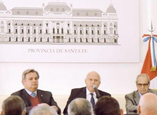 Lifschitz lanzó la reforma constitucional