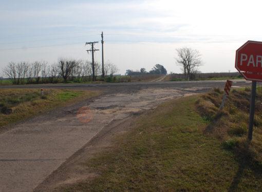 La Provincia proyecta obras viales en Sastre