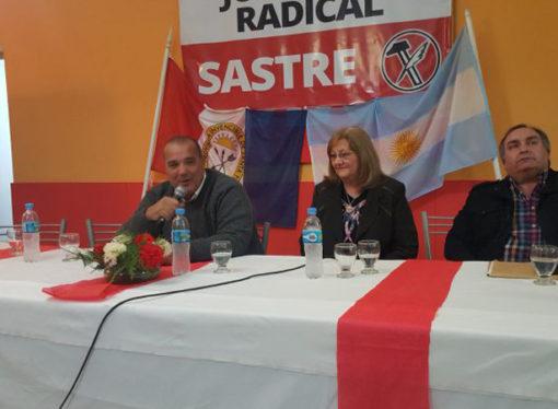 Mario Rodríguez conducirá el radicalismo en el departamento San Martín