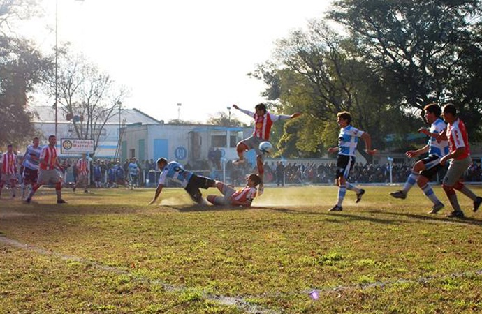 Juventud Unida y Deportivo Mitre abren la cuarta fecha de la liga