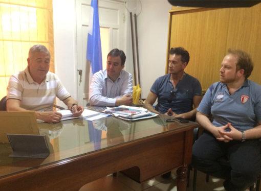 Provincia entregó mas de $284 mil a la Comuna de María Susana
