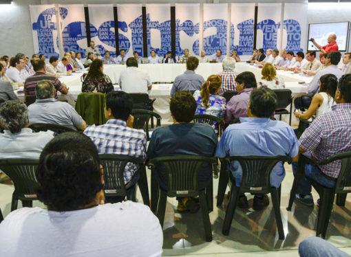 Municipales definen si acatan la conciliación