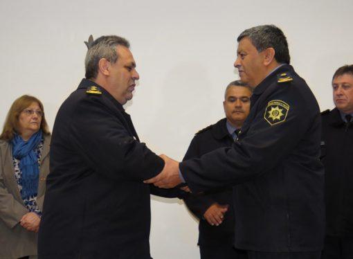Asumió el nuevo subjefe de la Unidad Regional XVIII