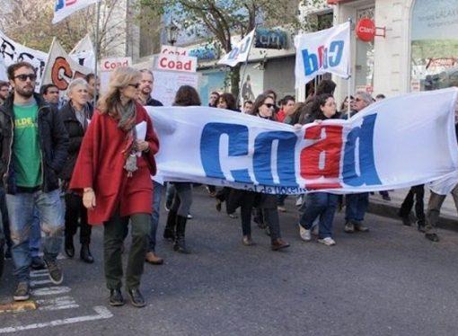 Docentes exigen una paritaria nacional y piden un aumento de 25%