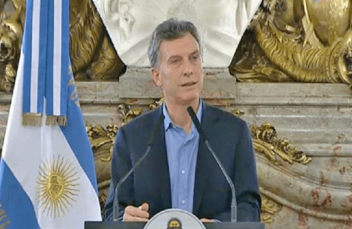 """Macri: """"Santa Fe lidera el crecimiento económico nacional"""""""
