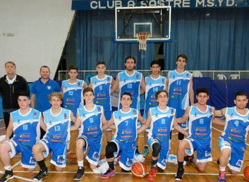 Atlético Sastre jugará el Provincial de Básquet