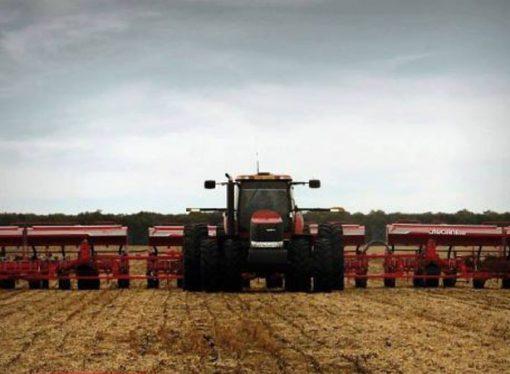 Por la lluvia, se demora la siembra de soja en Santa Fe