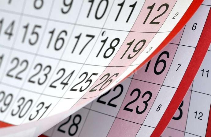 ¿Qué pasa con el lunes? ¿Es feriado?