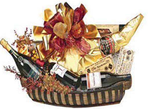 Cuánto más cara será la canasta navideña este año