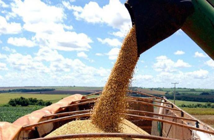 En la región centro, la producción de soja será la más baja en una década