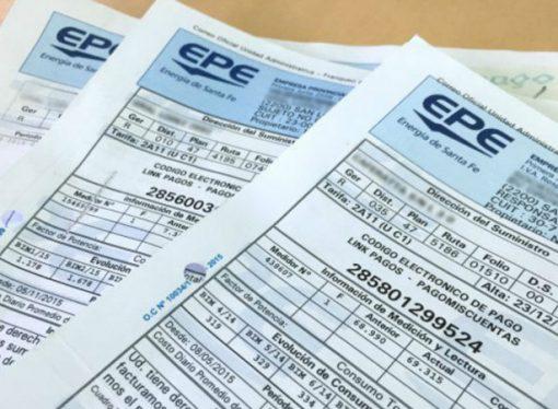 Habilitaron el pago de facturas de la EPE con débito automático
