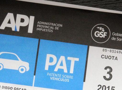 La Municipalidad cobrará una nueva cuota de patente vehicular
