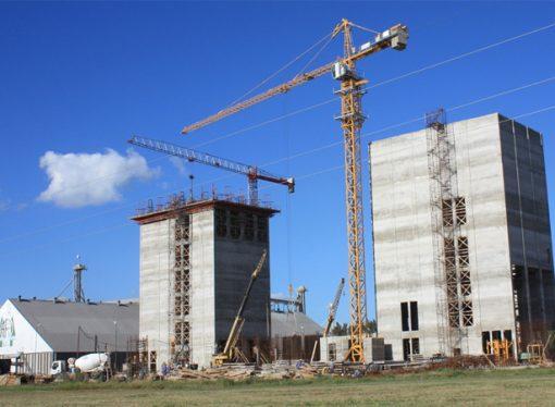 AFA corta cintas en su molino harinero de u$s25 millones en San Martín de las Escobas