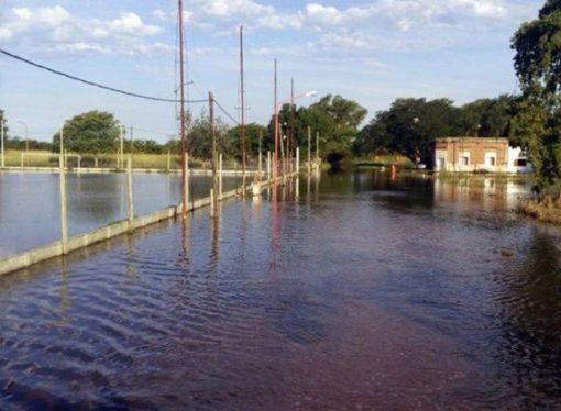 El día después de las inundaciones