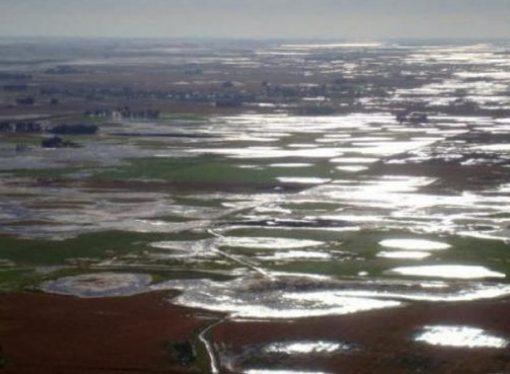 Santa Fe, Chaco y Santiago del Estero acordaron obras para el escurrimiento de aguas