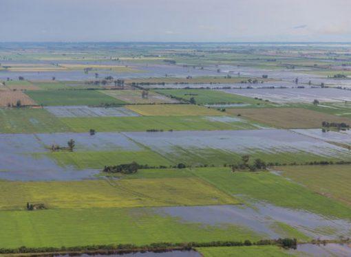 """Inundaciones: productores piden a la provincia una """"solución integral"""""""