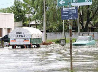 """El norte está """"al límite"""": las lluvias dejaron familias aisladas y localidades inundadas"""