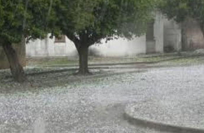La provincia bajo alerta por lluvias y tormentas intensas