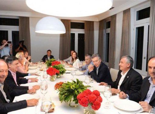 Macri y la UCR avanzaron en la estrategia electoral