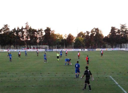 Atlético San Jorge ganó por la Copa Federación