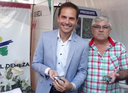 De San Jorge a Villa María: Cuatro mil bolitas con sello festivalero