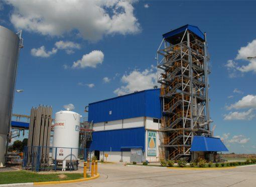 AFA levantará una nueva planta de envasado de aceite en Los Cardos
