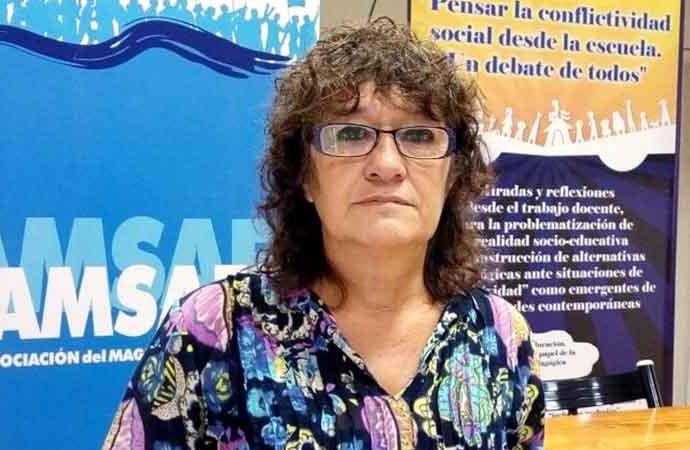 """""""Los maestros van a decir si es una propuesta superadora"""", dijo Sonia Alesso"""