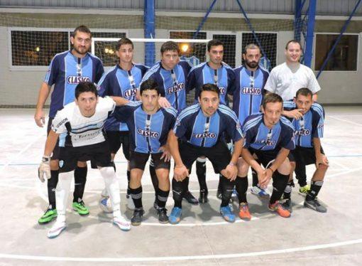 La AKD jugó su segundo amistoso de Futsal