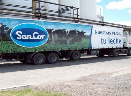 Hace una semana que SanCor no entrega productos a los comercios