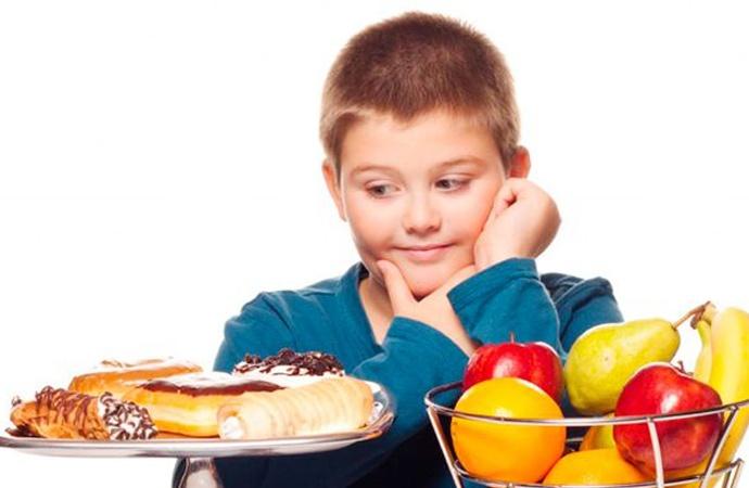 La mala alimentacion en los estudiantes