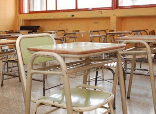 Alerta educativa: En la Escuela 803 aseguran que quitarán cargos por falta de matrículas