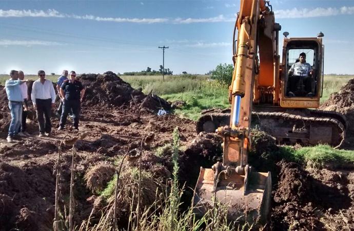 Obras contra inundaciones: Licitaron nuevos tramos del canal María Susana