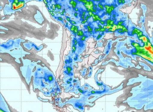 Marzo se despide con lluvias de riesgo