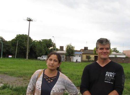 Tras campaña para sumar más habitantes, Colonia Belgrano recibió a la primera familia